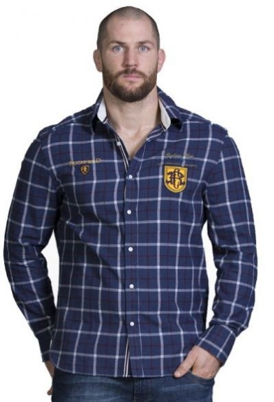 CHEMISE ML H0004670 RUCKFIELD CHEZ RUGBY STORE FRANCE