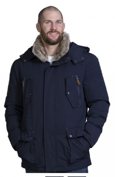 PARKA MAISON DE RUGBY H0004636 RUCKFIELD CHEZ RUGBY STORE FRANCE