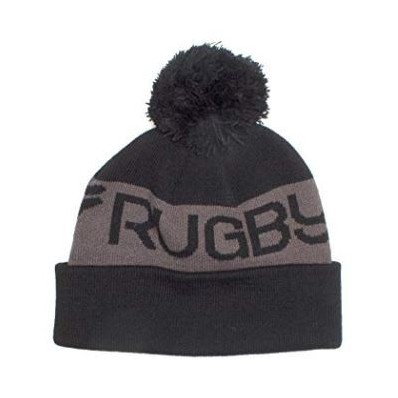 Bonnet Courchevel Rugby Division noir