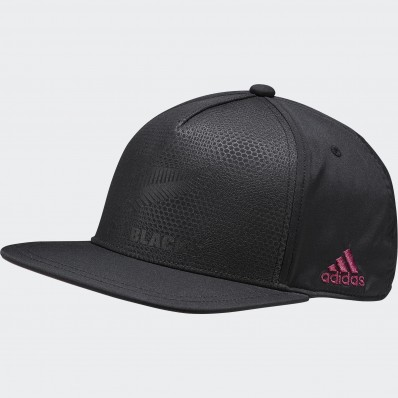 ALL BLACKS FLAT CAP CASQUETTE VISIERE PLATE