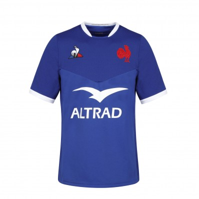 Maillot XV de France 2021 RUGBY STORE Equipe de france de rugby