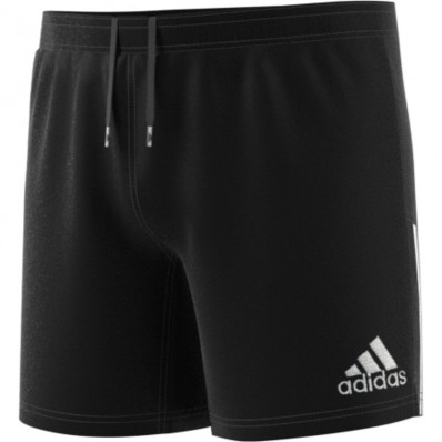 Short rugby 3 Bandes Adidas noir