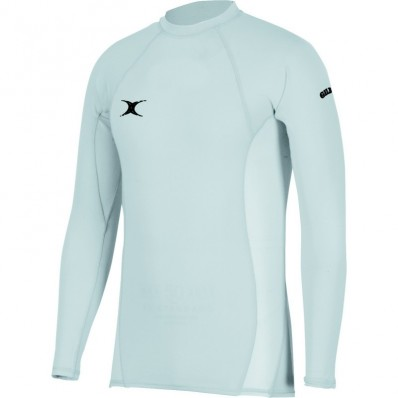 Tee shirt baselayer Atomic Gilbert blanc