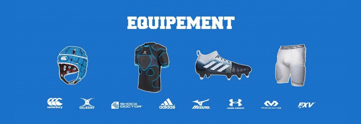 Equipement joueur RUGBY STORE