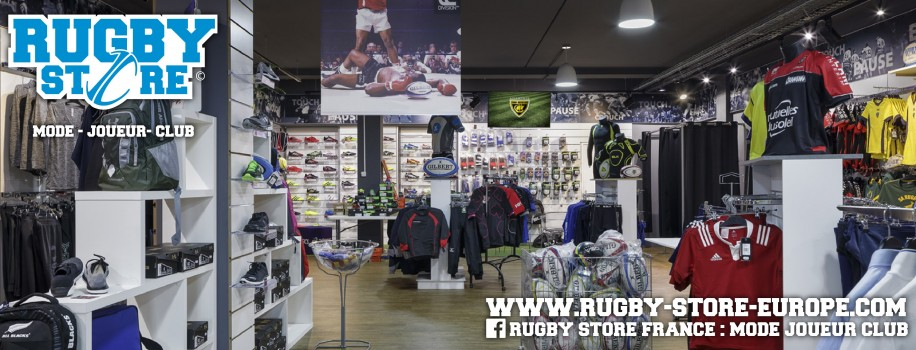 Magasin Rugby Store Montpellier