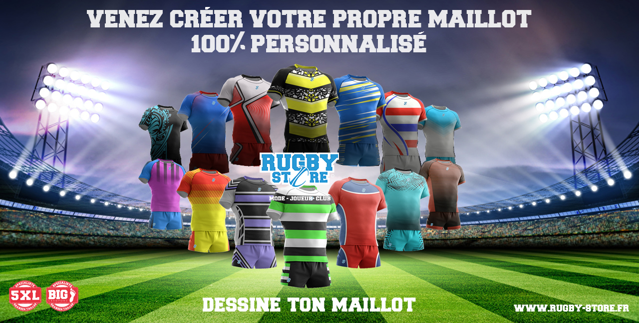 coupe du monde de rugby - rugby store